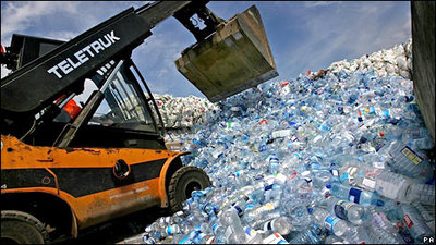 Water Bottles and our Environment