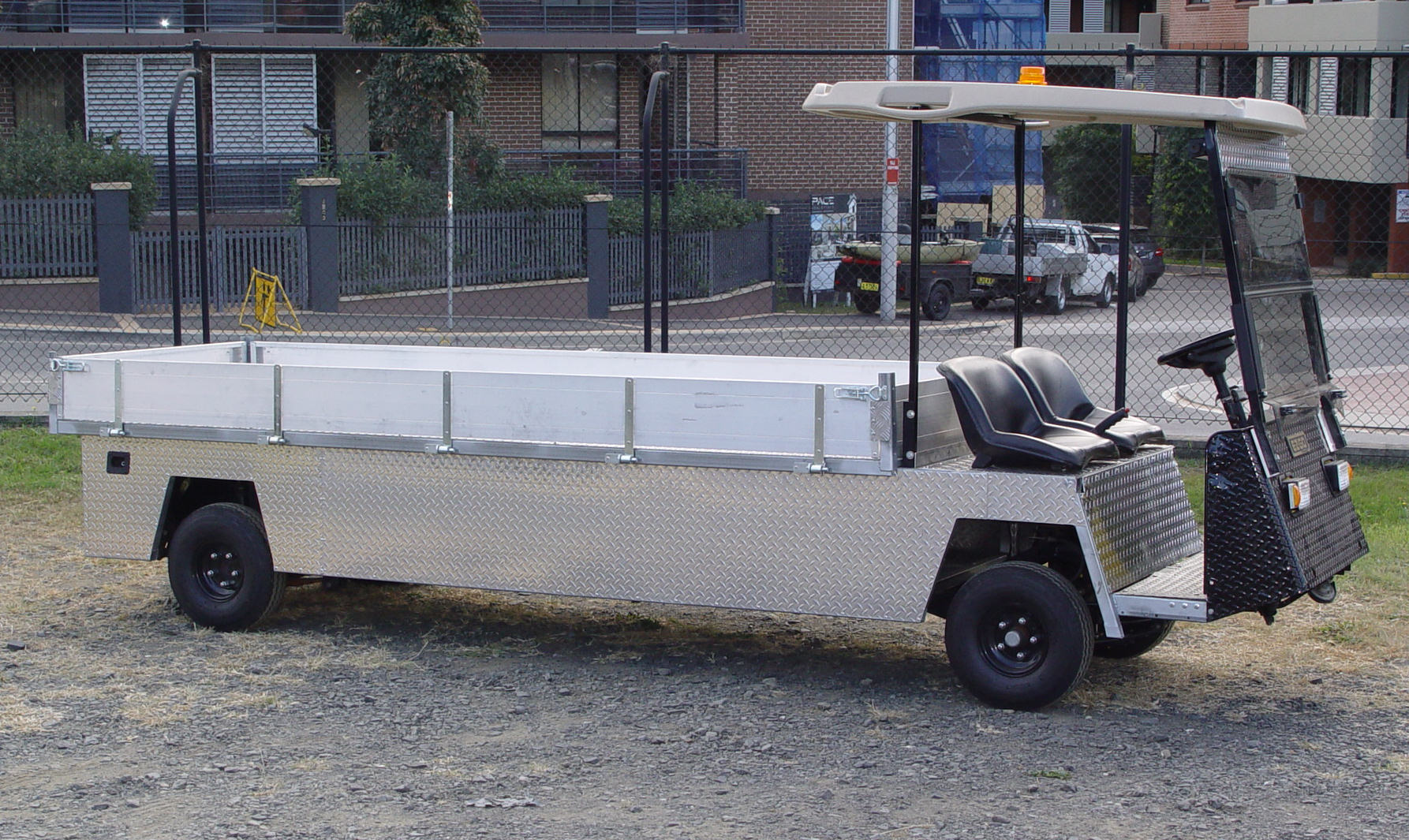 The mad scientists at Golf Cart World are at it again.