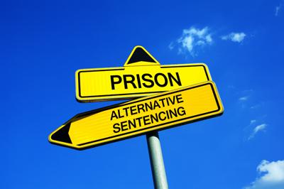 Alternative Sentencing Criminal Law 2017