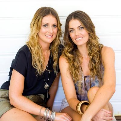 Sarah and Marissa