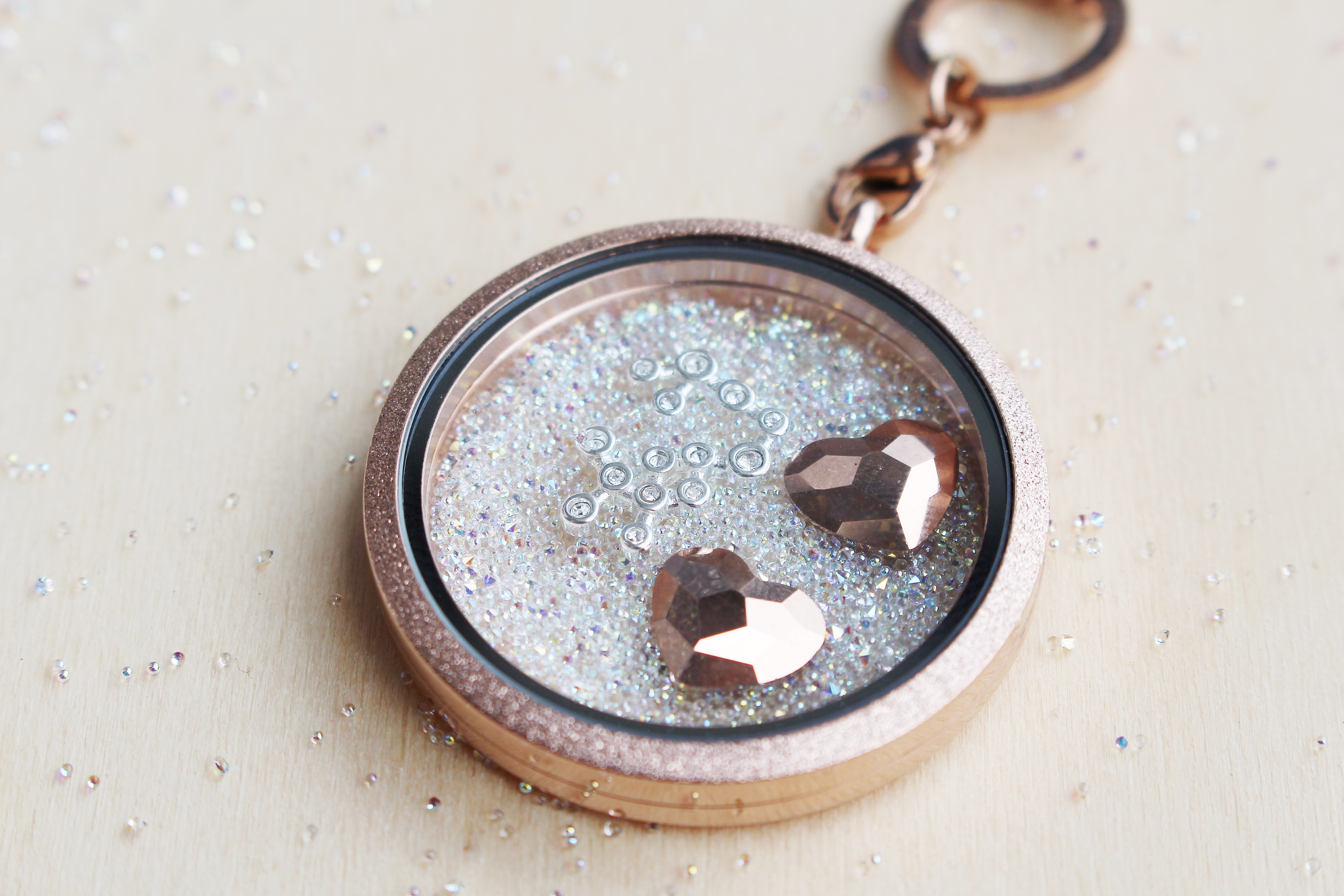 Love lockets a charm for young founder aloadofball Images