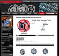 Rotacaster Online store